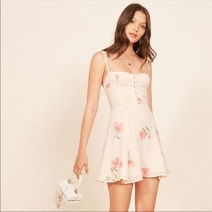 Reformation Tilly Dress in Lady